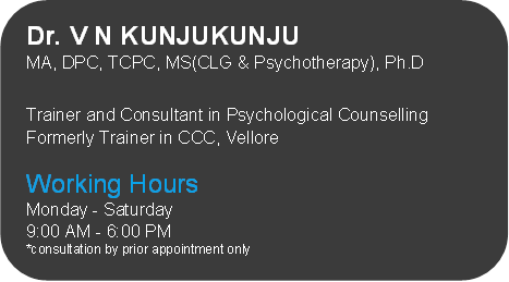 Dr. V N KUNJUKUNJU